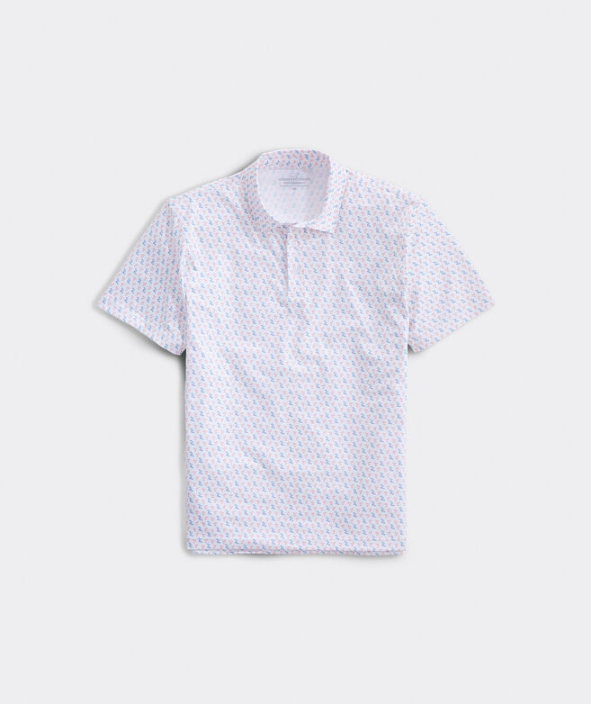 Printed Sankaty Performance Polo