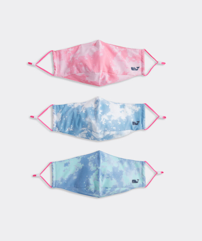 Tie-Dye Mask 3-Pack