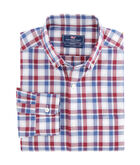 French Quarter Plaid Classic Murray Shirt