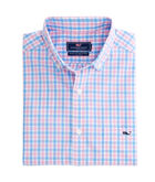 Saddle Bay Plaid Classic Tucker Shirt