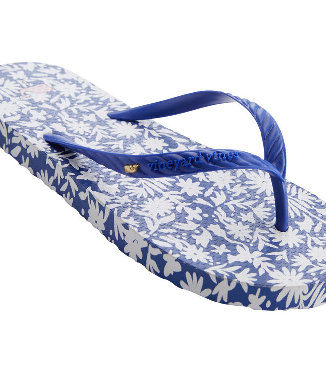 Otomi Printed Flip Flop