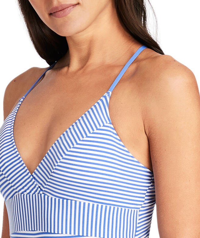 Vineyard Feeder Stripe Sconset One-Piece