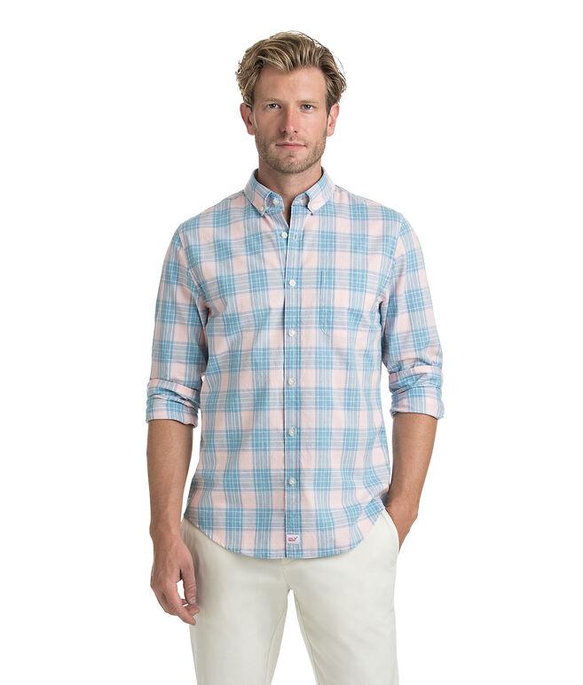 Kirk Park Plaid Slim Murray Shirt