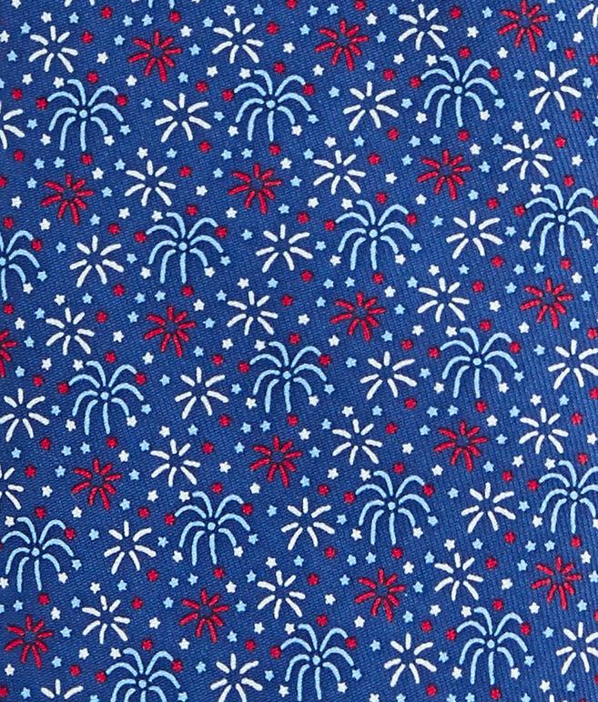 Fireworks Tie