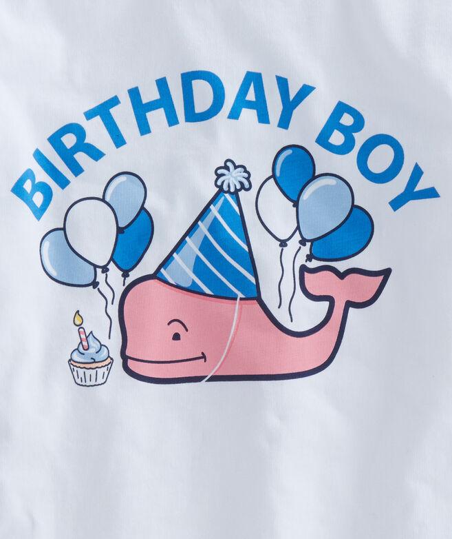 Boys Birthday Boy Pocket T Shirt