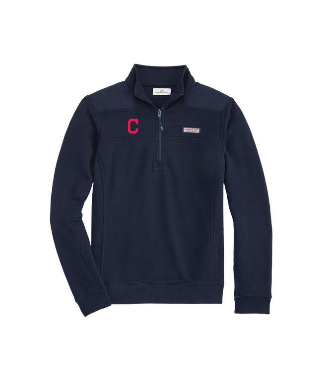 Womens Cleveland Indians Shep Shirt