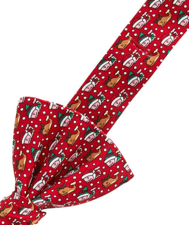 Santa's Helpers Bow Tie