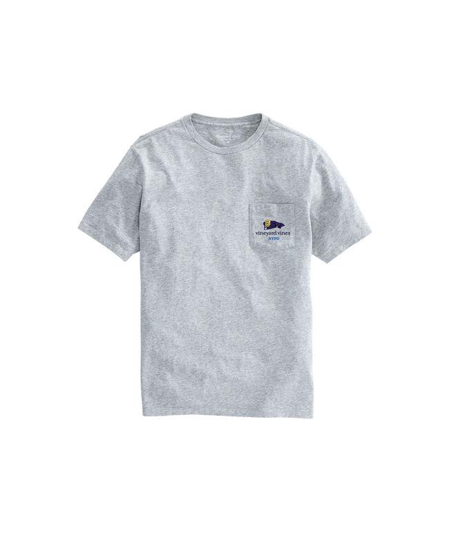 ae78e7ef Adult Short-Sleeve New York City Police Car Whale T-Shirt