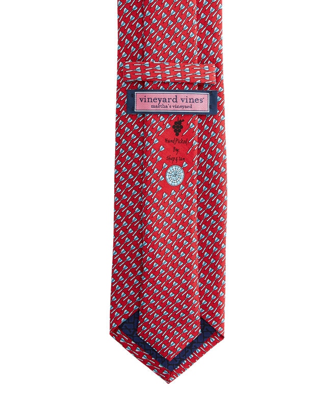 Boys New Bullseye Printed Tie