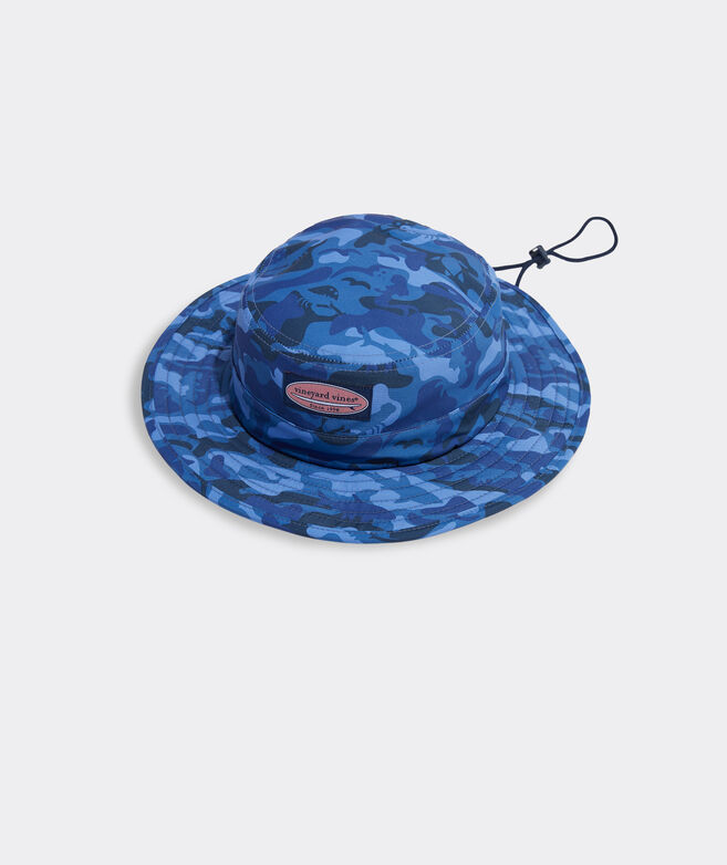 Camo Performance Bucket Hat