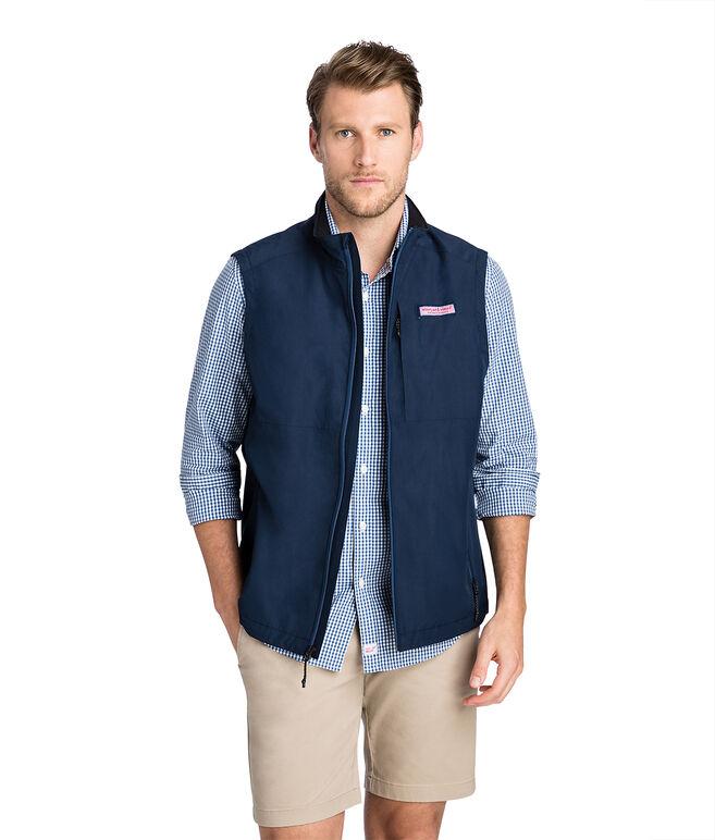 Tech Windbreaker Vest