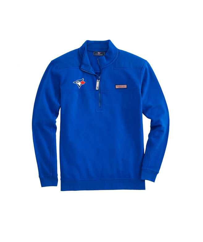 Toronto Blue Jays Collegiate Shep Shirt