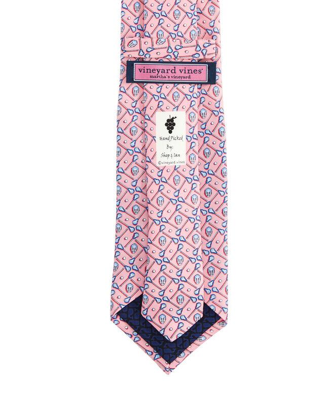 Lacrosse Printed Tie