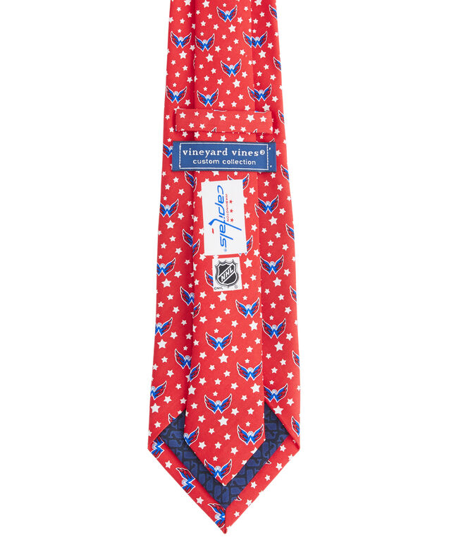 Washington Capitals Logo Boys Tie