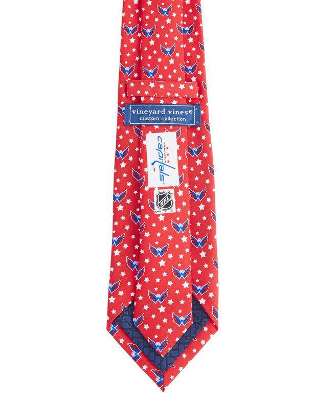 Washington Capitals Logo Boys Tie