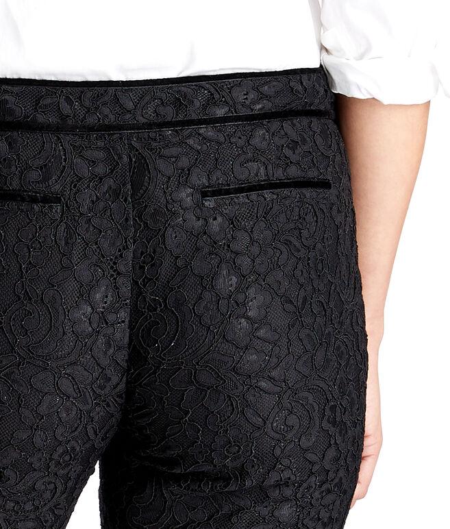 Lace Cocktail Pants