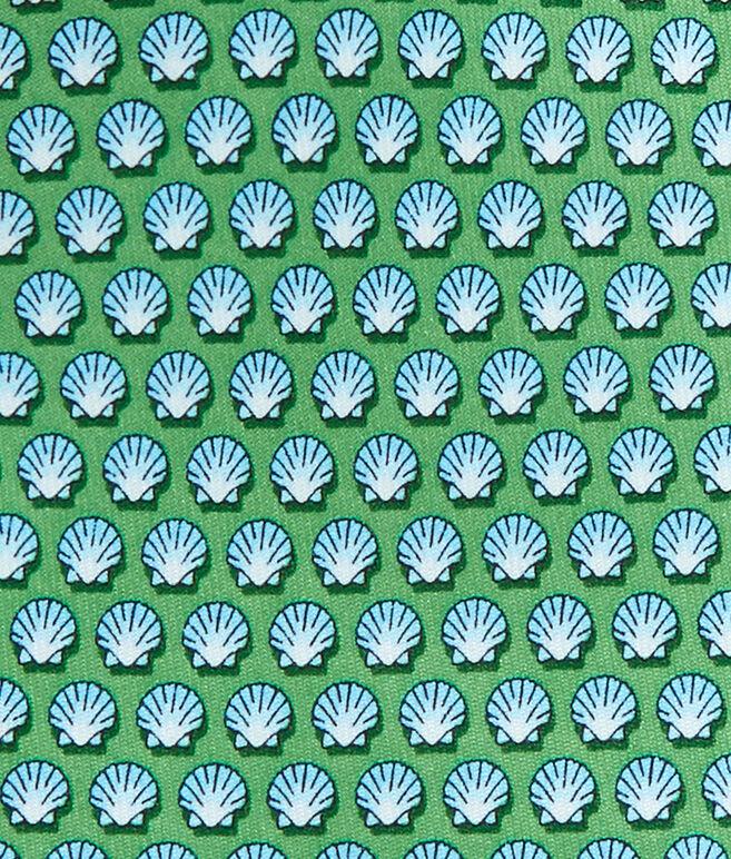 Scallop Shells Tie