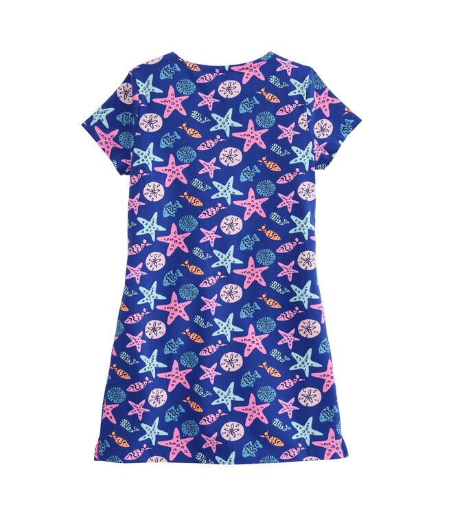 Girls Sea Critter Dress