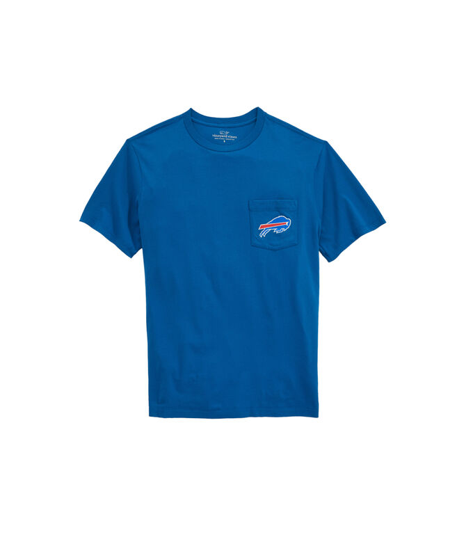 Buffalo Bills Block Stripe T-Shirt