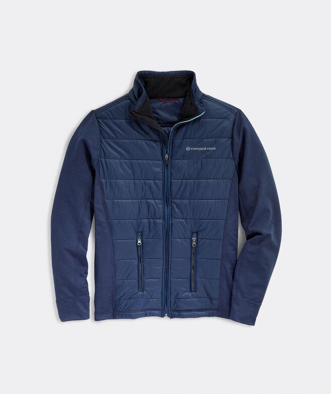 Big & Tall Staysail Full-Zip Jacket