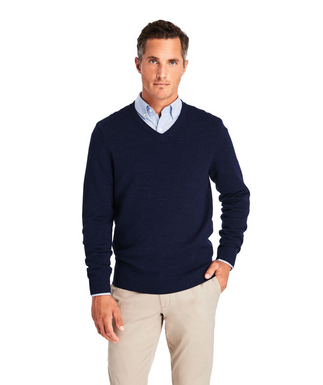 Ocean Avenue V-Neck Sweater