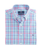 North Sea Check Classic Tucker Shirt