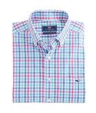 North Sea Check Classic Tucker Shirt