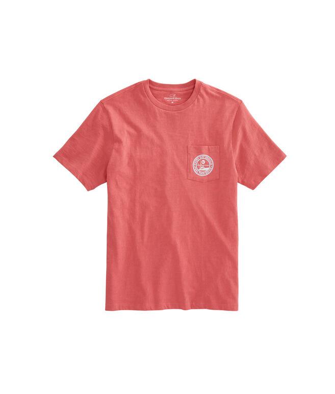 Slub EDSFTG  Crest Pocket T-Shirt