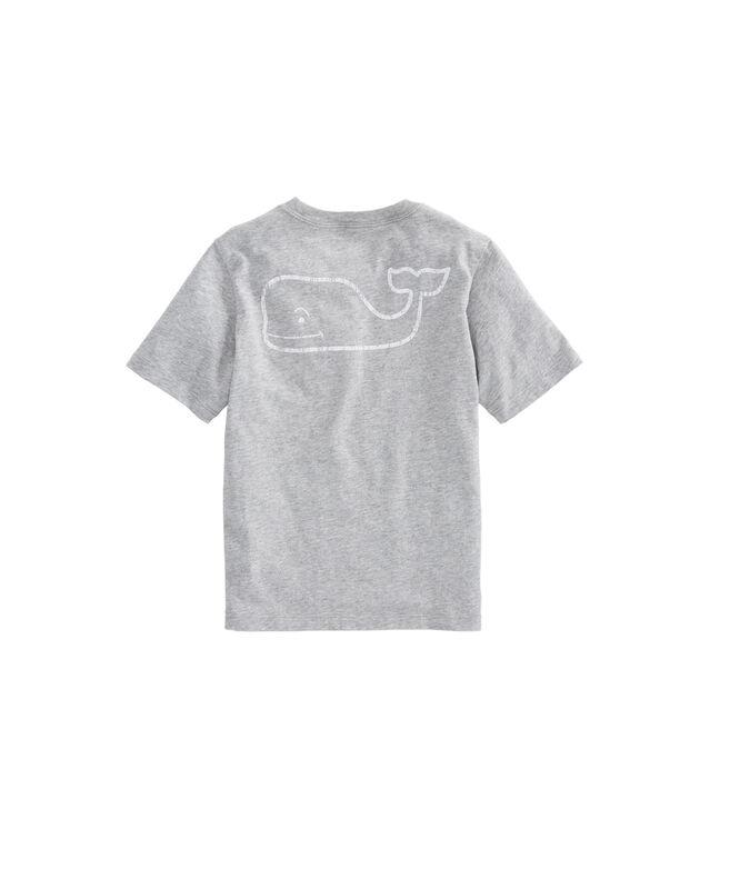 7aad38720 Shop Boys Short-Sleeve Vintage Whale Pocket T-Shirt at vineyard vines