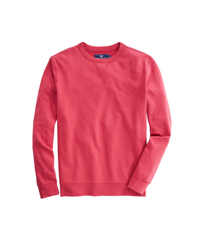 OUTLET Garment-Dyed Crewneck Sweatshirt