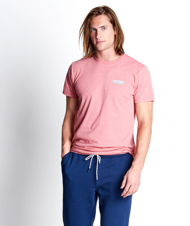 Geo Wave Box Island T-Shirt