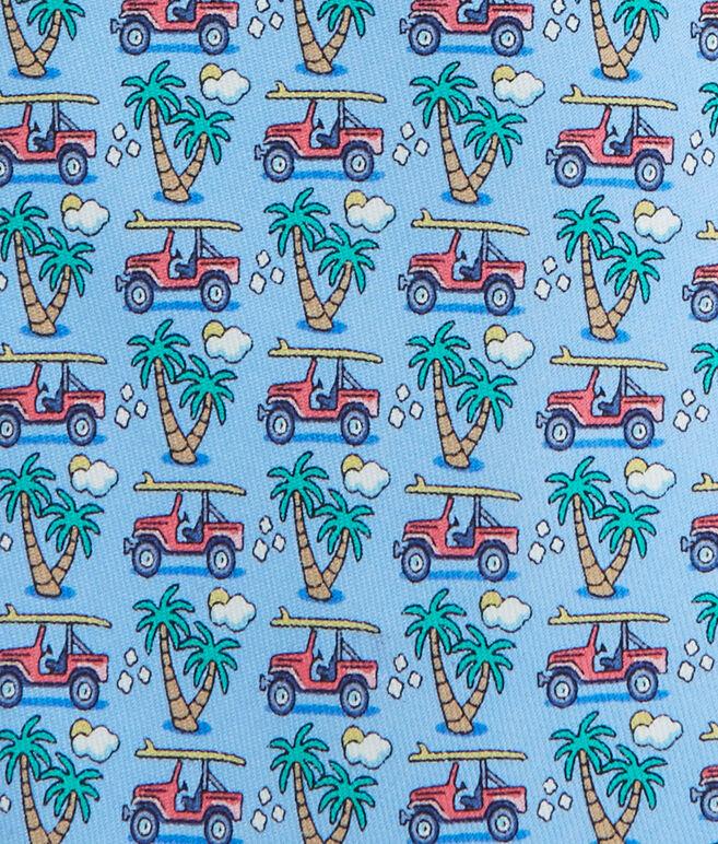 Truck & Palm Tie
