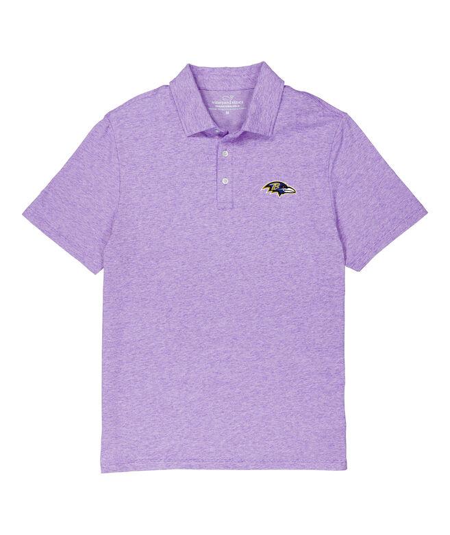 Baltimore Ravens Edgartown Polo