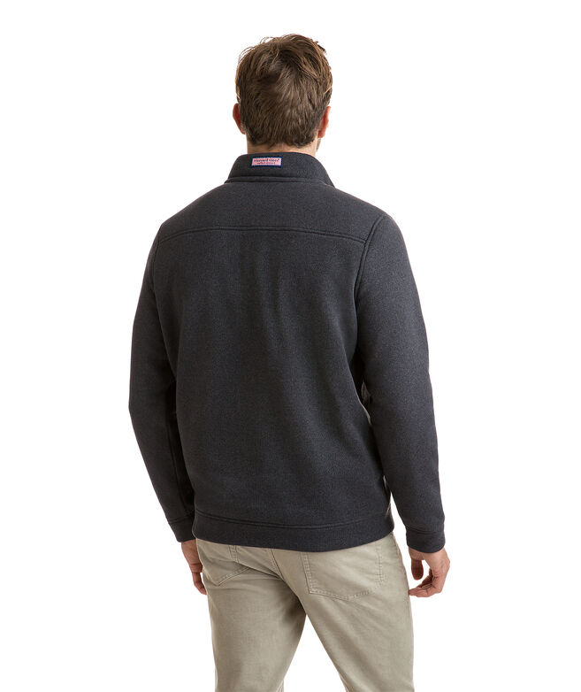 Classic Sweater Fleece Shep Shirt