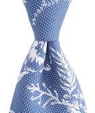 Aquatic Hibiscus Shirting Tie