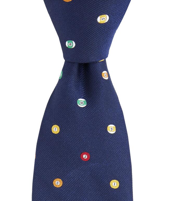 Billiards Skinny Kennedy Tie