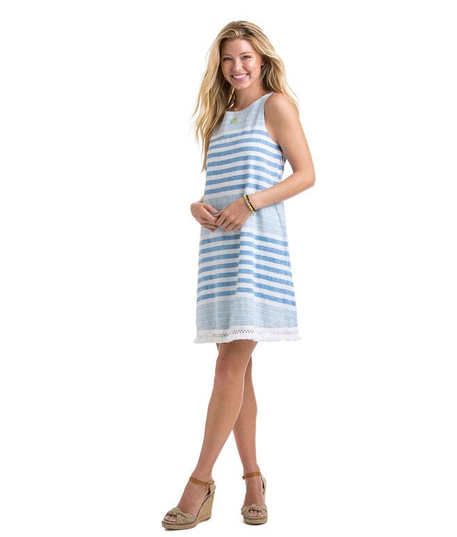Vineyard Stripe Dress