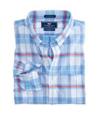 Cape Poge Plaid Slim Murray Shirt