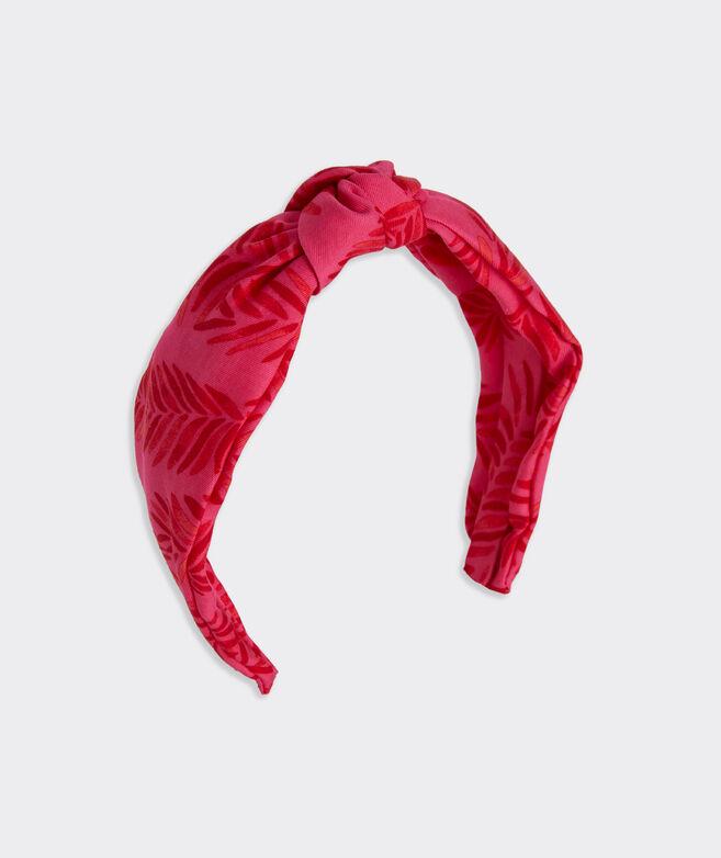 Painted Palm Headband