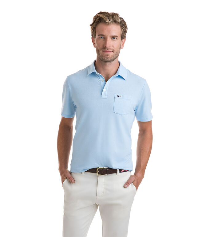 Solid Edgartown Polo