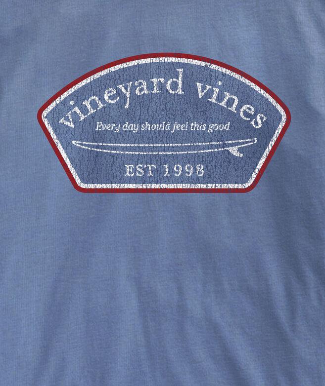 Vineyard Basic Short-Sleeve Island Tee