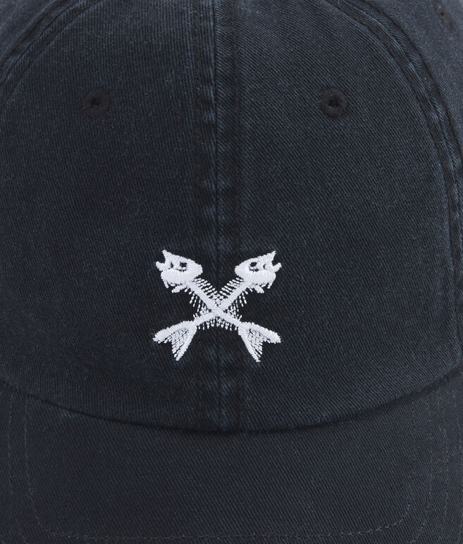 Bonefish Logo Baseball Hat
