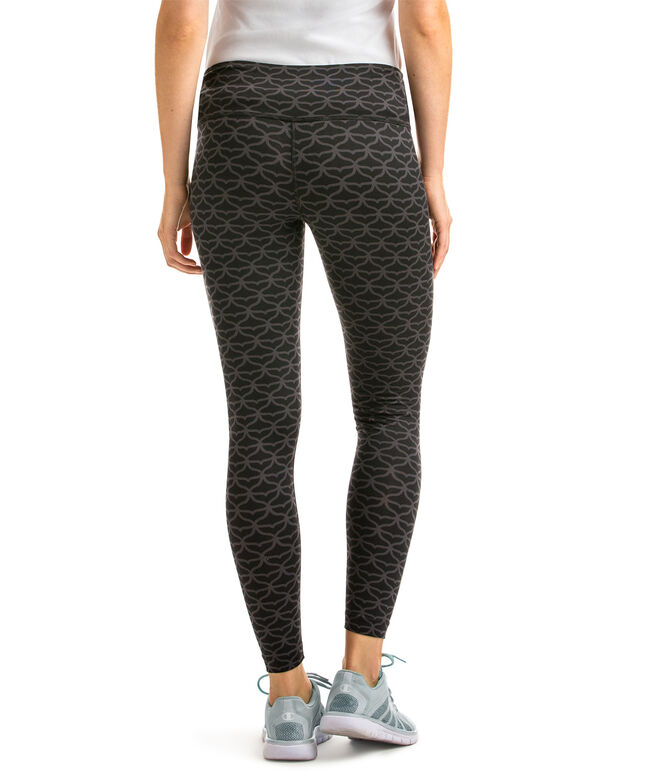 Whale Tail Around Town Leggings