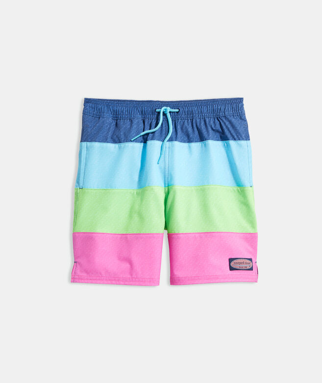 Boys' 4-Pieced Chappy Trunks