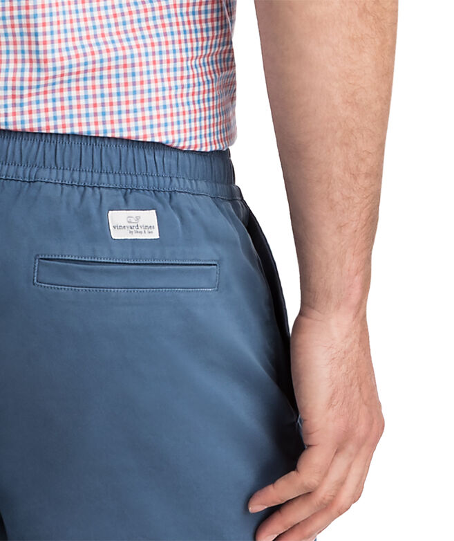 7 Inch Cotton Jetty Shorts
