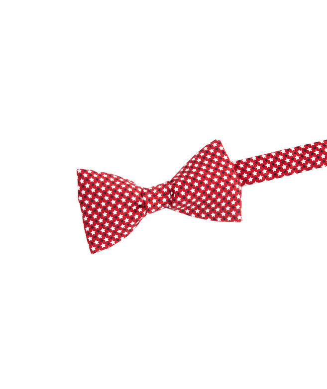 Star Spangled Bow Tie