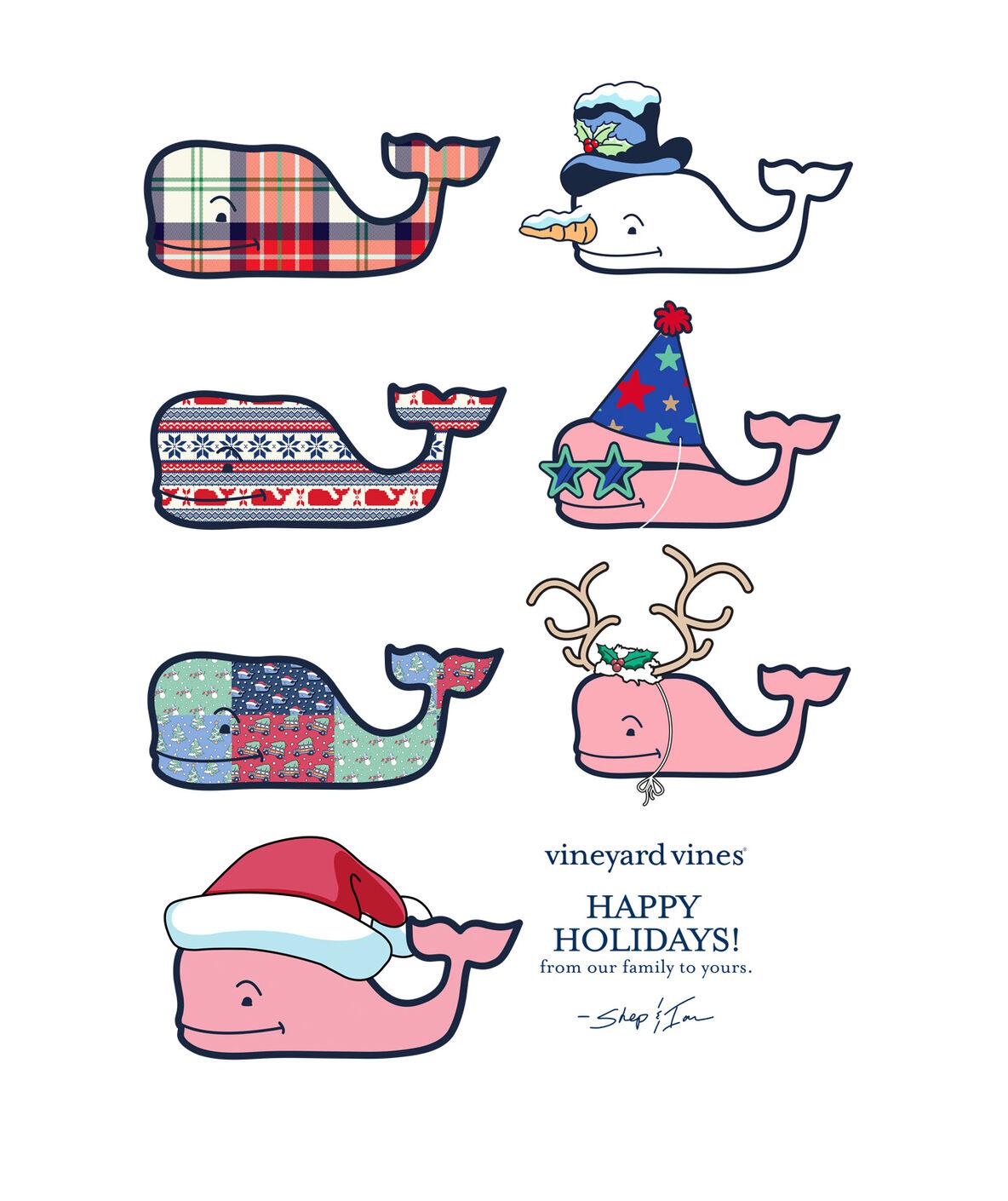 Shop Holiday Sticker Pack at vineyard vines