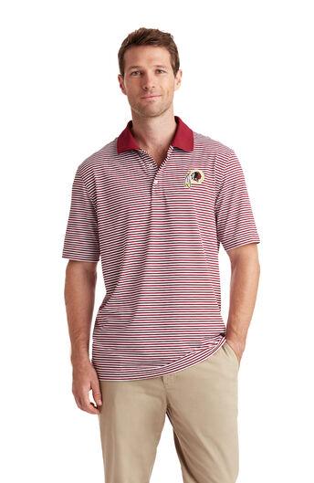 Washington Redskins Porter Stripe Polo 405aabf3e