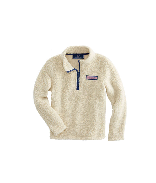 Boys Sherpa Harbor 1/2-Zip