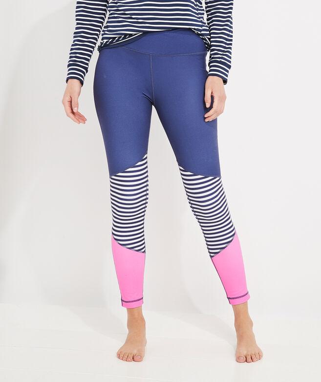 Skip Monday Color-Blocked Leggings